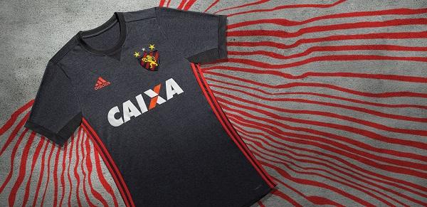 O Sport e a Adidas mostraram nesta sexta-feira o novo uniforme 2 2c71a401195e7