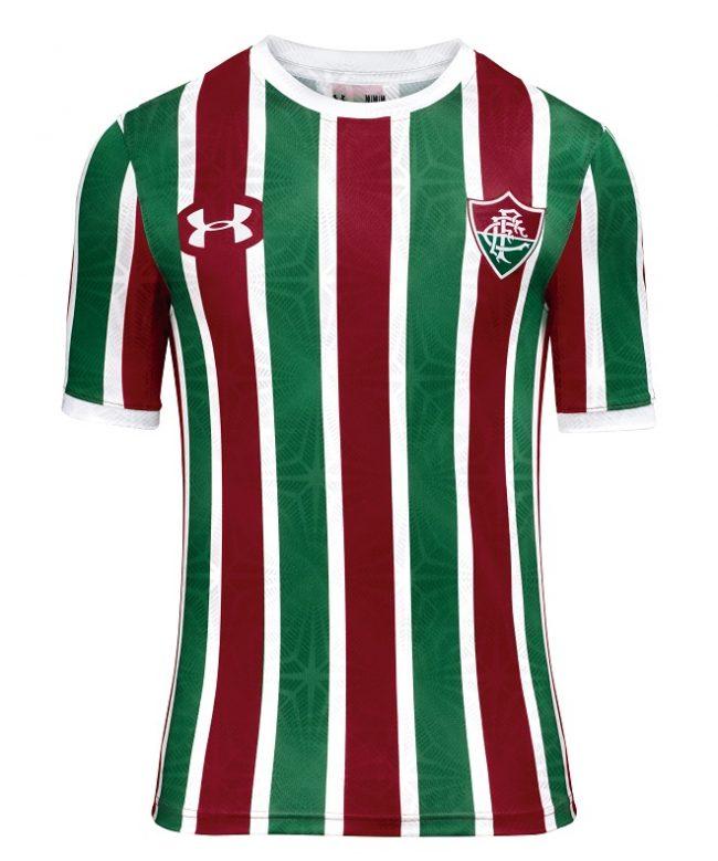 Fluminense lança primeiras camisas de sua nova fornecedora