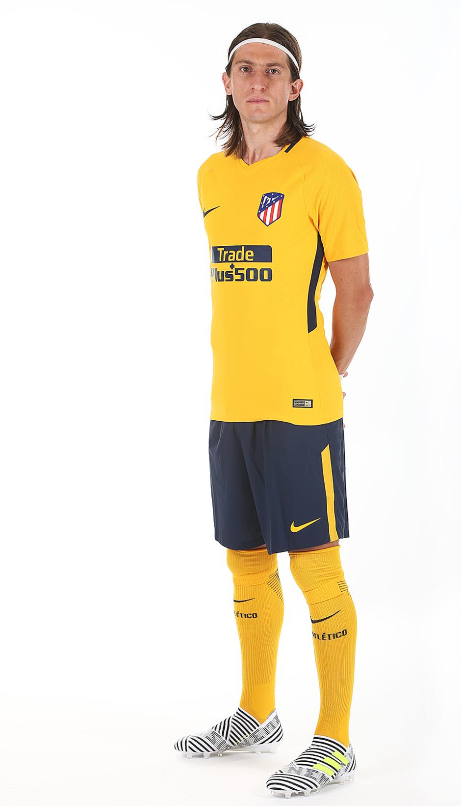 6c27dabf13 Camisa 2 do Atlético de Madrid - 2017 18 - 20 07 2021 - UOL Esporte