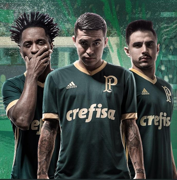 2e08259451 Palmeiras lança nova camisa 3 inspirada em Arrancada Heroica - 20 08 ...