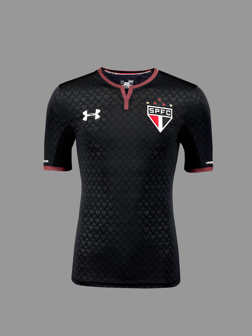 O novo uniforme foi aprovado em reunião do conselho deliberativo do São  Paulo. A camisa foi pauta do encontro do dia 04 09 d6abe912814a9