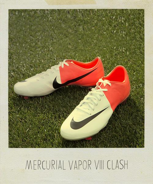 Mercurial Vapor VII Clash  Modelo com cores diferentes para sua estreia  pelo Chelsea 3a9207a87b36f