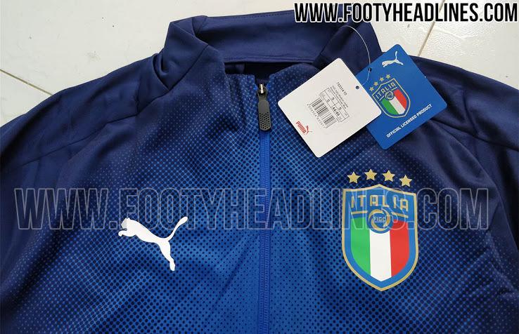 A Itália terá um novo escudo em seu próximo uniforme. Embora ainda não  anunciado 7c90a49d699e1