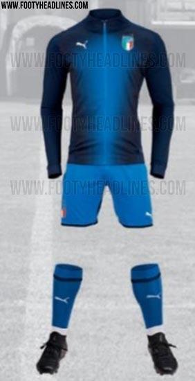 3fc797399c Vazamento de nova jaqueta revela escudo redesenhado da seleção ...
