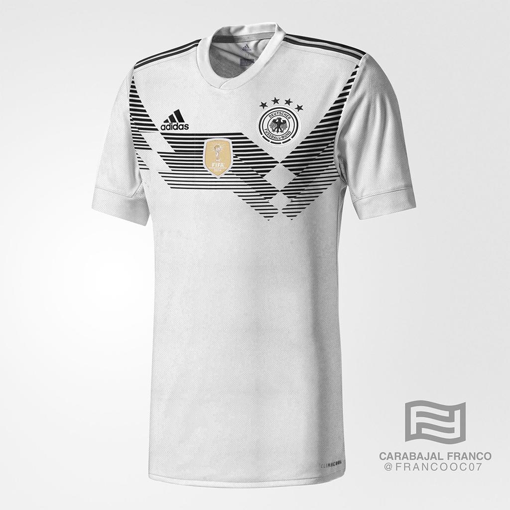 Site vaza camisas da Rússia e da Alemanha para a Copa - 20 10 2009 ... 85d1526e494c8