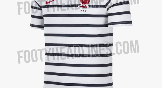 Site vaza camisa de pré-jogo da seleção francesa para a Copa de 2018 - UOL  Esporte e011a82e6ef56