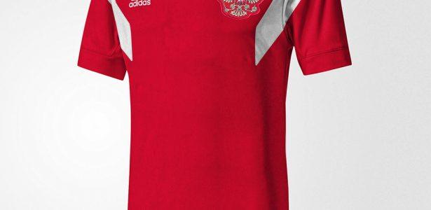 e82d140d34 Site vaza camisas da Rússia e da Alemanha para a Copa - 20 10 2009 - UOL  Esporte