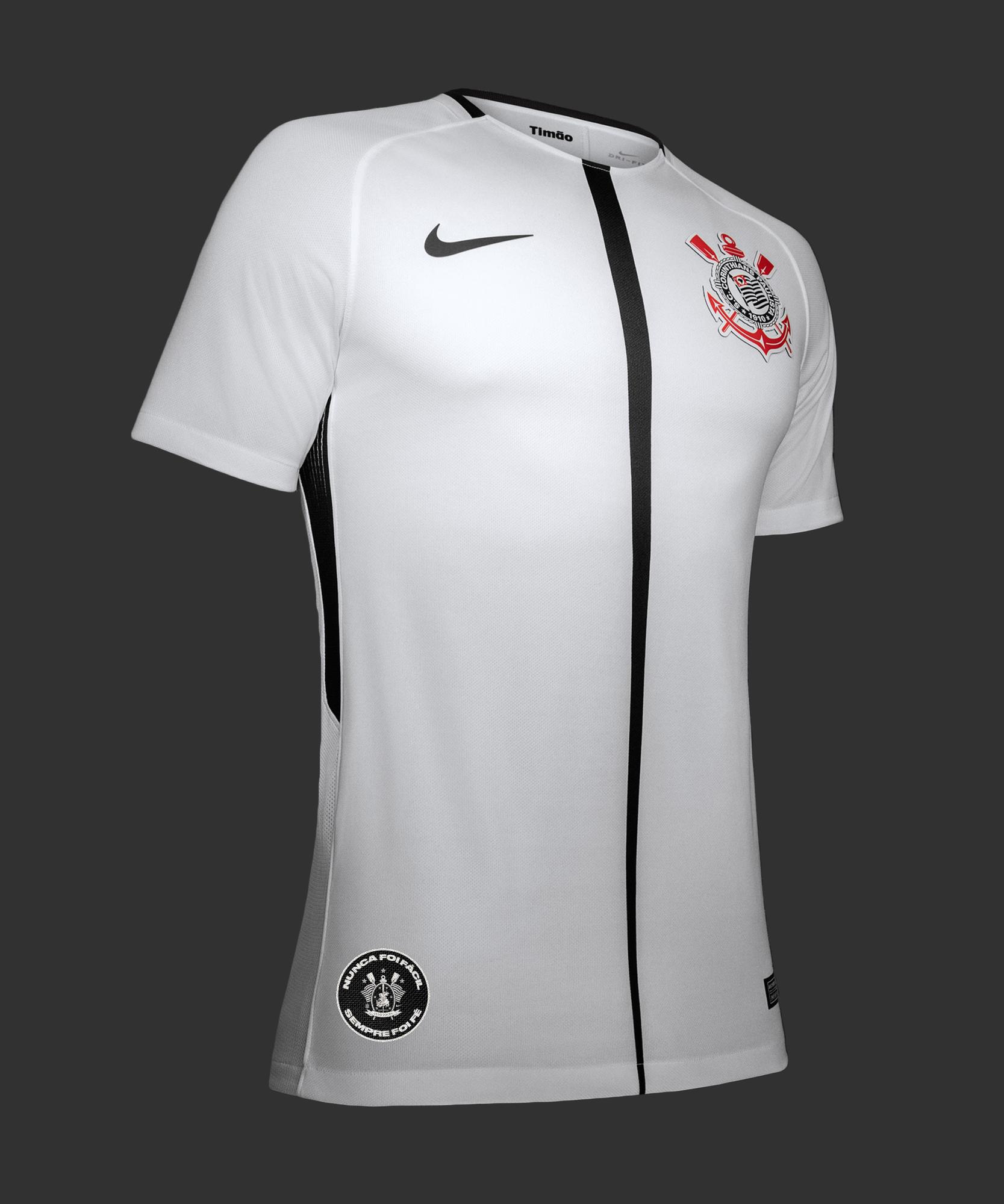 cf8895feef Corinthians terá frase que marcou campanha do título no uniforme ...