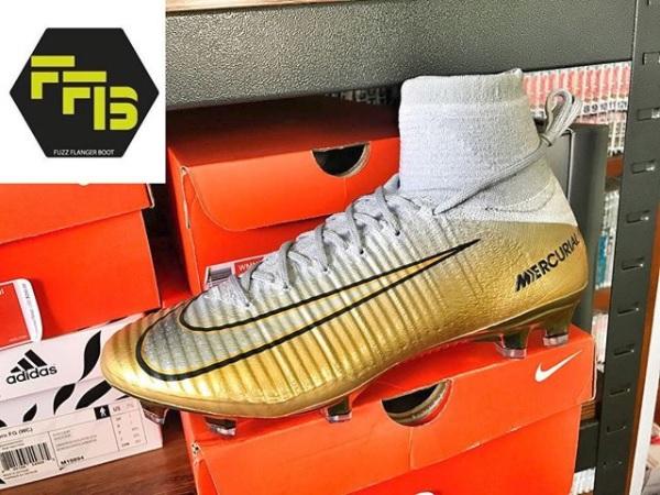 7112985dd5 Loja vaza suposta chuteira especial de Cristiano Ronaldo pela Bola de Ouro