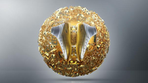 9bafc072d5b02 Nike cria nova chuteira para a 5ª Bola de Ouro de Cristiano Ronaldo ...