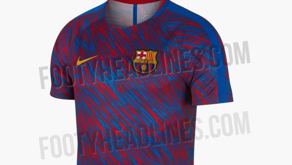 Site vaza camisa do Barcelona inspirada na Igreja da Sagrada Família ... 5f8cfd673613c