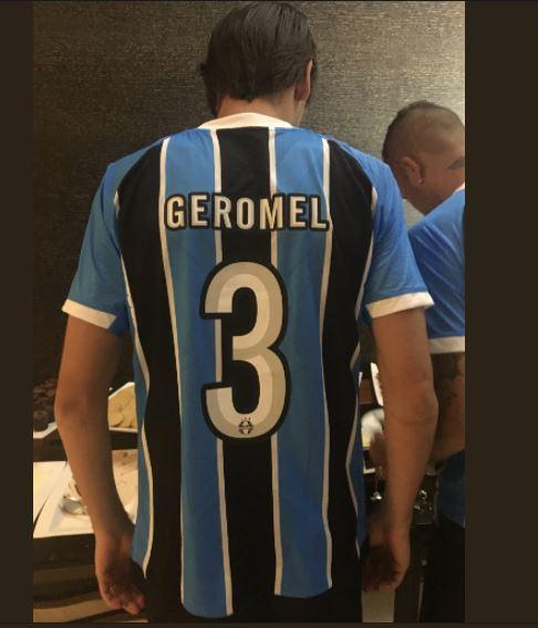 O Grêmio entra em campo pelo Mundial de Clubes na próxima terça-feira (12)  contra o vencedor do duelo entre Pachuca e Wydad Casablanca 5638723d7cd8f