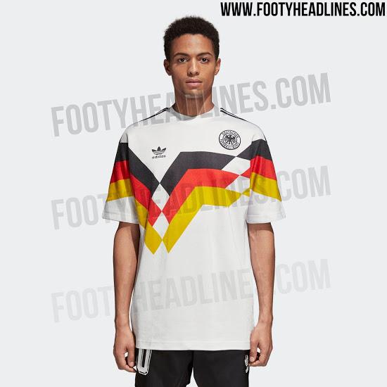 Não é só Colômbia  Adidas terá coleção retrô para Copa de 2018 - 20 ... be0c77305fc4b