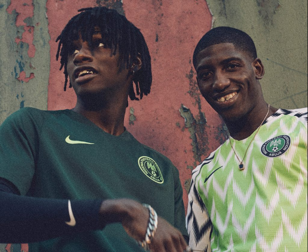 Nike recebe mais de 3 milhões de pedidos por camisas da Nigéria na ... ed73cbeb616ec