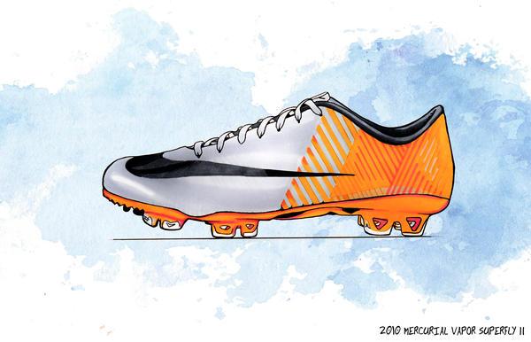 Nike relembra chuteiras um dia antes de lançar novo modelo de Neymar ... 0101555509dae