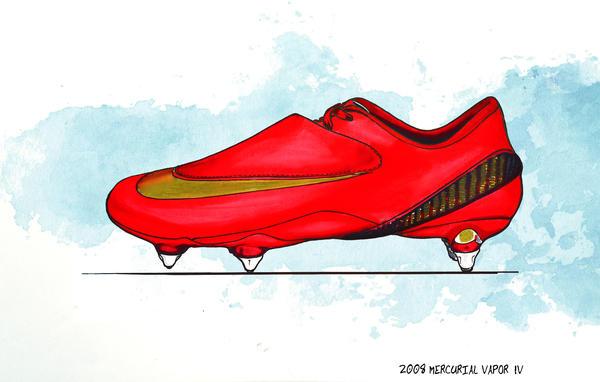 O conceito de sapatilha de velocistas retorna ainda mais evidente no modelo  criado há dez anos. A Nike usou a microfibra Teijin para cobrir até o  cadarço e ... 3879d1999c394