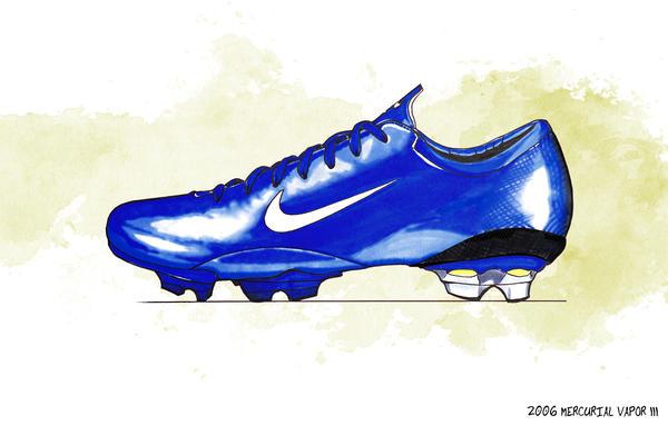Nike relembra chuteiras um dia antes de lançar novo modelo de Neymar ... 3fe961885e1b9