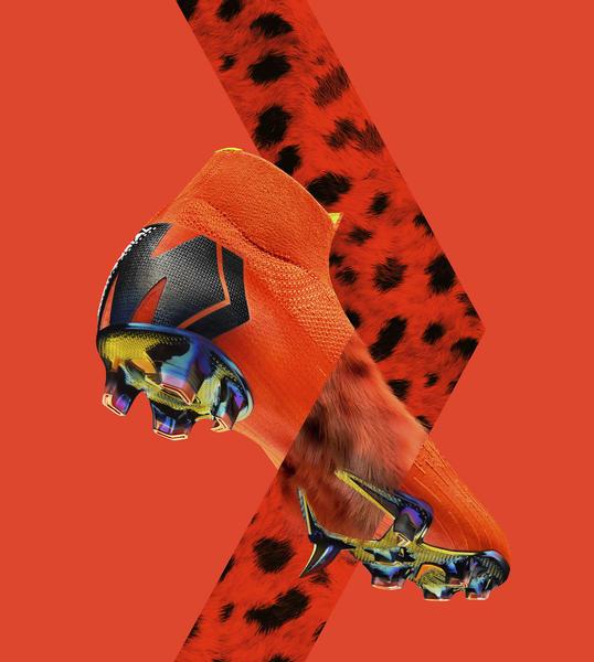 14072704aa6fc Nike apresenta a chuteira que Neymar e C. Ronaldo utilizarão na Copa ...