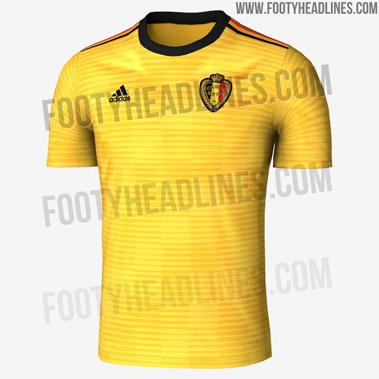 Site mostra possíveis camisas reservas de Espanha 4180ced657aba