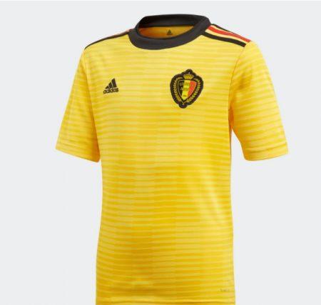 Enquete  Qual a camisa reserva mais bonita da Copa do Mundo 2018 ... b7f39581f0818