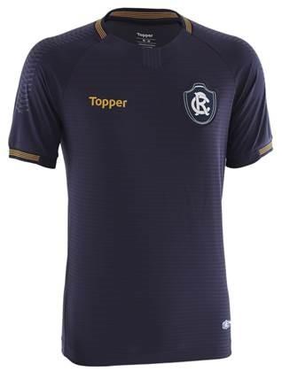05a4803357 O Remo está de uniforme novo. O time estreará nova camisa nos dois jogos da  final do Campeonato Paraense