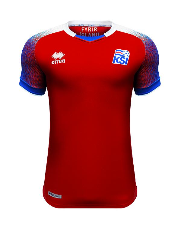 d42675bca5 Erreà apresenta camisa da Islândia para a Copa do Mundo de 2018 - 20 ...