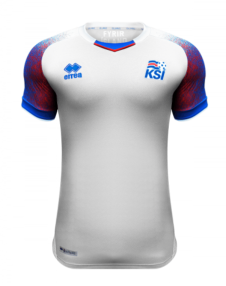 Erreà apresenta camisa da Islândia para a Copa do Mundo de 2018 - 20 ... af20bc18b0dfe