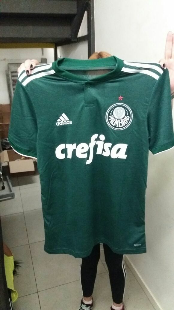Supostas últimas camisas do Palmeiras com Adidas vazam na web  veja ... 7a165b2680d4e