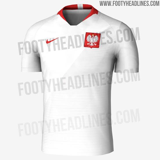 Site mostra imagens de camisas de cinco seleções da Copa do Mundo de ... 4beda0d6948ff
