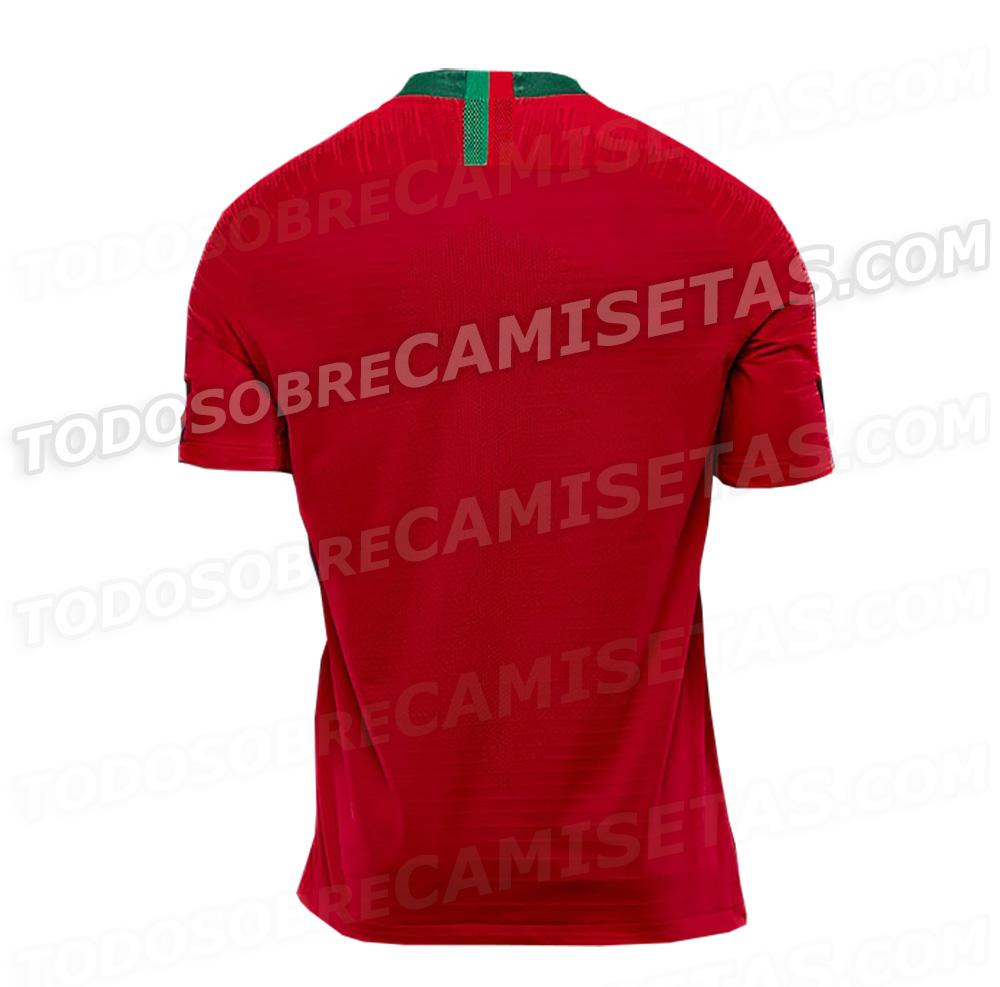Site vaza camisa que Portugal usará na Copa da Rússia - 20 03 2016 ... 24dd546703023