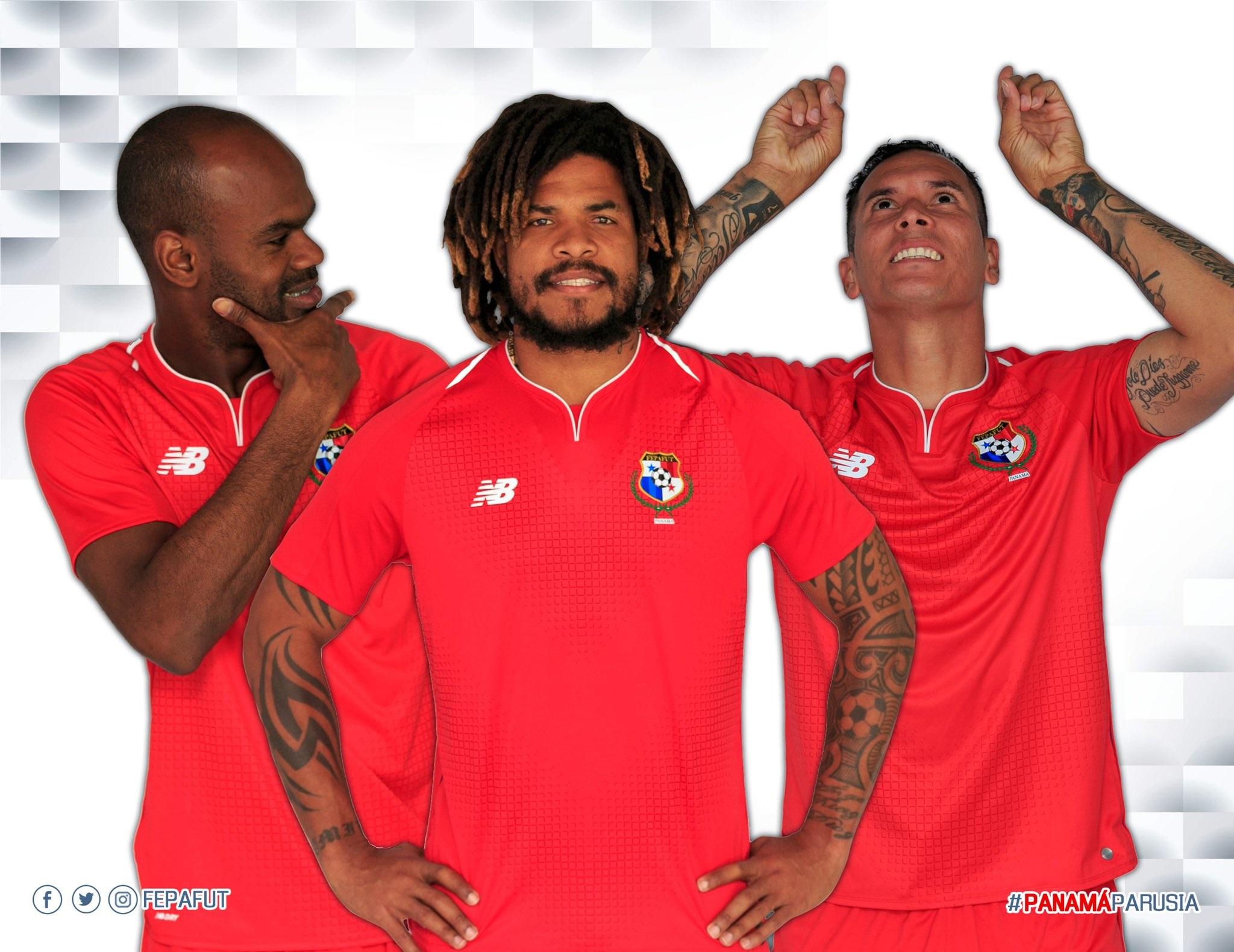 Camisa do Panamá para a Copa do Mundo é lançada  veja - 20 04 2006 ... d84f53e09a00f