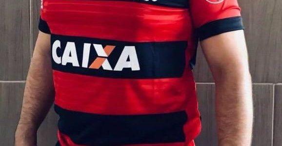8f09fed312 Vazam fotos de suposta nova camisa principal do Flamengo - UOL Esporte
