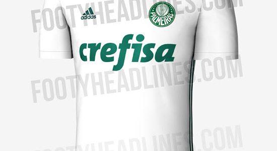 fbe59b7823 Imagens da nova segunda camisa do Palmeiras vazam na internet - 20 04 2028  - UOL Esporte