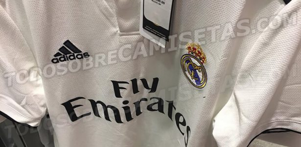 Real Madrid retorna com listras pretas em novo uniforme titular -  20 04 2027 - UOL Esporte 4c92c1c600606