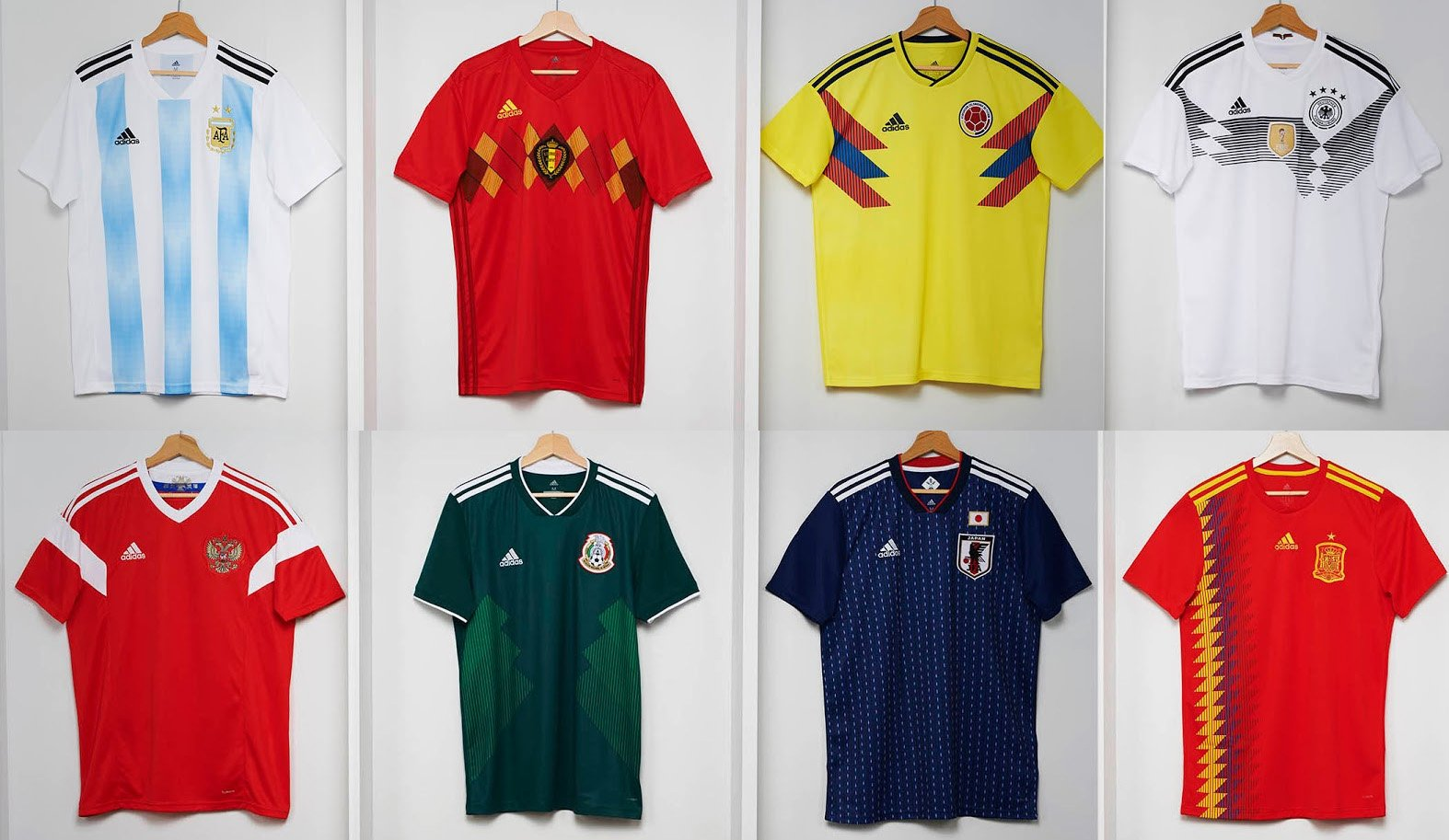 Os millennials mudaram até as camisetas da Copa do Mundo - 20 05 ... d903fd37e376d
