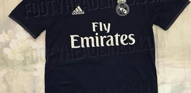 Site divulga suposta nova camisa reserva do Real Madrid - UOL Esporte be509a0ab9cc5