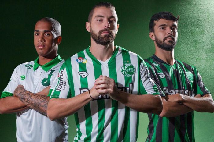 e31d04c0e0 Coritiba não é o único: veja times que fizeram os próprios uniformes ...