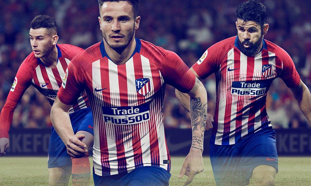 Qual é a mais bonita  Veja a 1ª camisa dos clubes europeus para a ... 401d36f33ab52