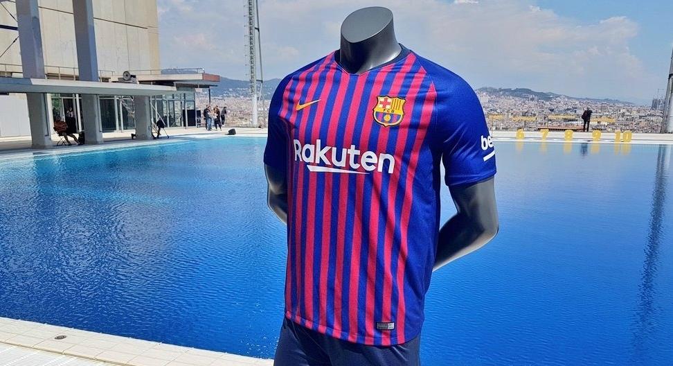 b3eb2e388e Qual é a mais bonita  Veja a 1ª camisa dos clubes europeus para a ...