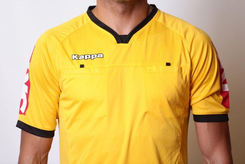7b6d4394a293d Kappa agora veste árbitros. Mas deve logo voltar a vestir times ...