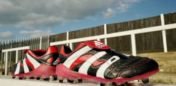 Adidas lança chuteira inspirada no modelo usado por Zidane na Copa de 1998  - 20 08 2023 - UOL Esporte 7f6a7d4df81fc