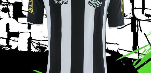 a608fa27d0b12 Figueirense lança novos uniformes e fará estreia em clássico contra o Avaí  - UOL Esporte