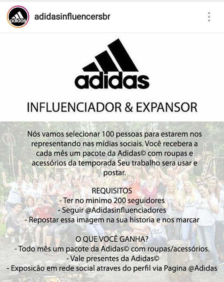 9b9254e6d3 Marcas esportivas recrutando influenciadores  É falso - 20 08 2023 ...