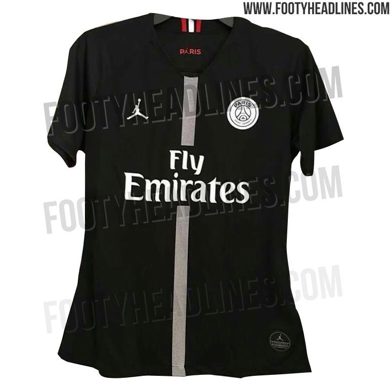 O PSG usará mesmo uniformes com a