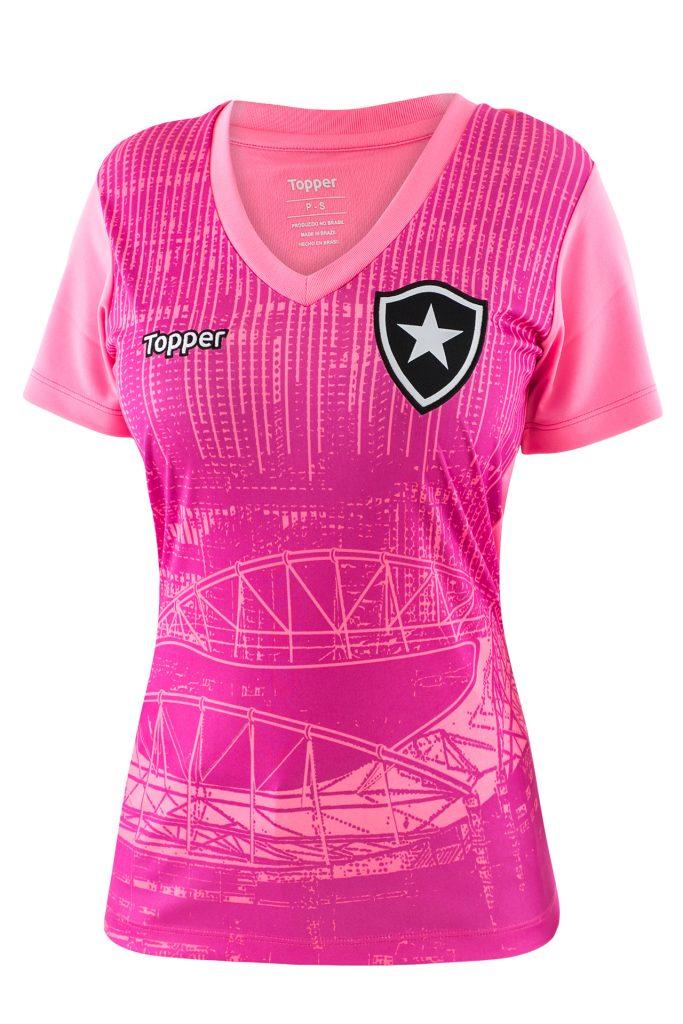 Topper Lanca Camisas De 11 Clubes Em Homenagem Ao Outubro Rosa Veja Fotos Uol Esporte