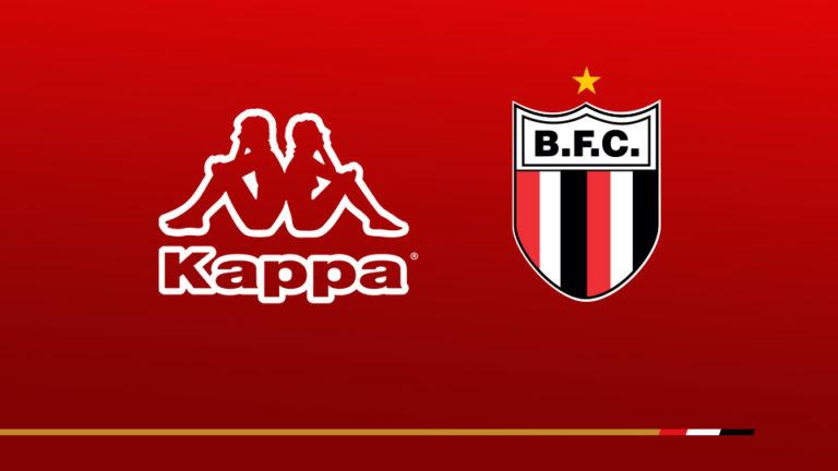 Botafogo-SP assina contrato com a italiana Kappa até o final de 2020 ... 39608c3e6fa26
