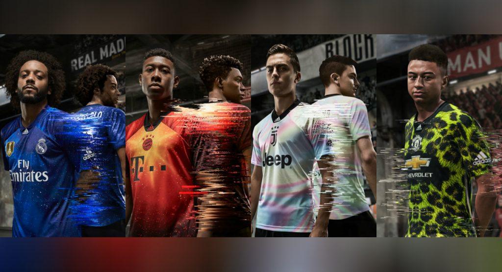 Adidas venderá camisas especiais usadas por grandes europeus no FIFA ... c4104a2c14606