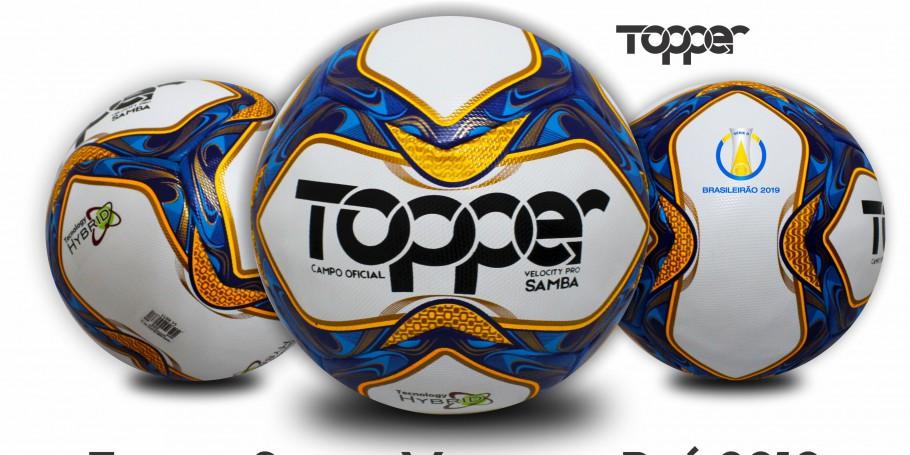 0d4ae9d6c3 CBF apresenta a nova bola do Brasileirão das séries B