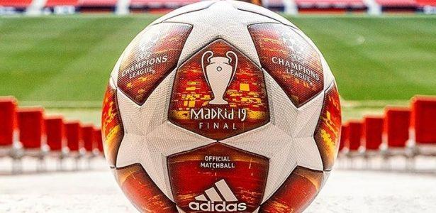 Uefa revela bola da final da Liga dos Campeões 2019 - 20 01 2019 - UOL  Esporte 60eecff8724cd