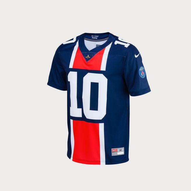 a598ca8a0 PSG lança camisa de futebol americano de Neymar  Preço é de R  461 ...